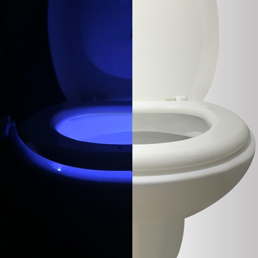 Vintar Motion Sensor LED Toilet Night Light