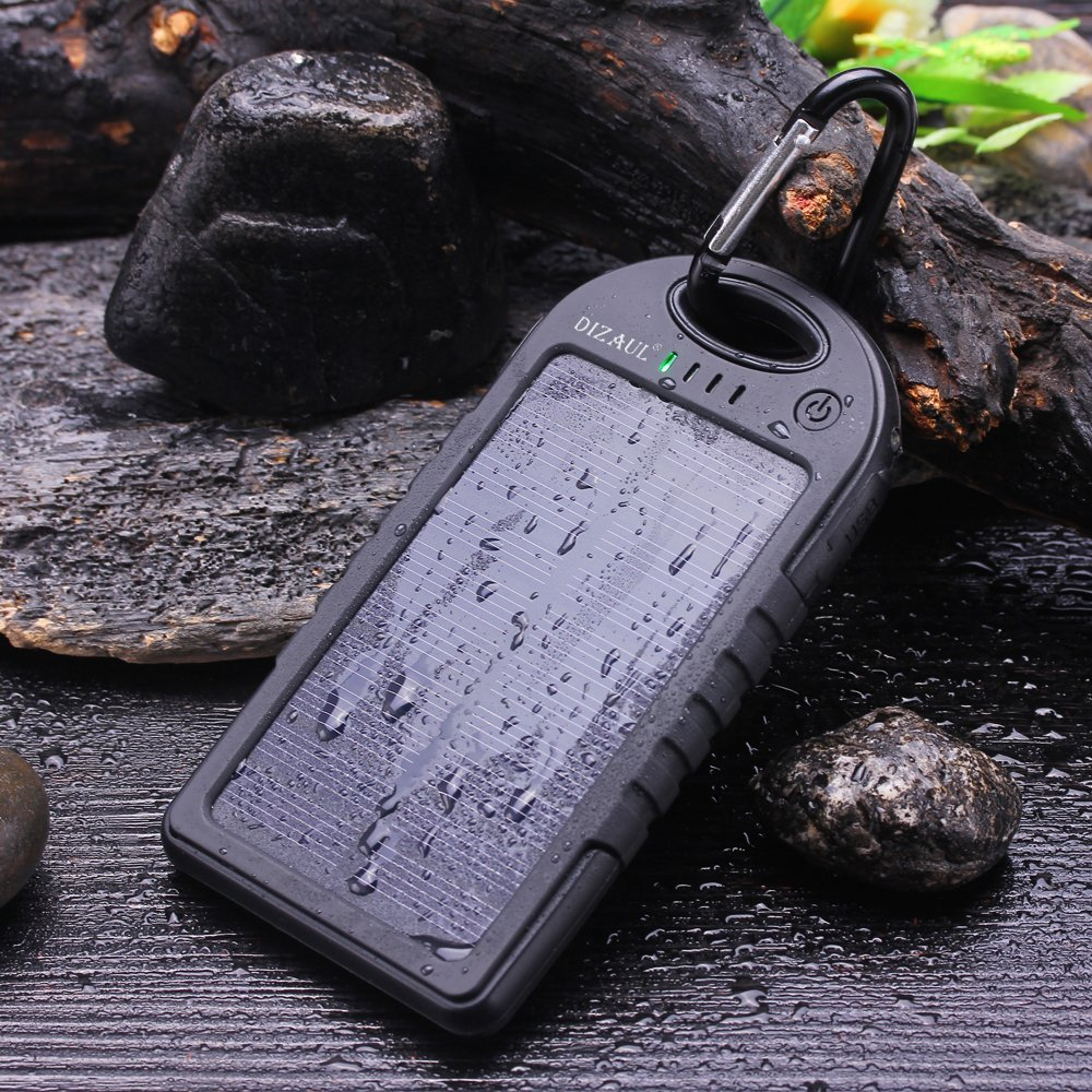 Dizaul Solar Charger