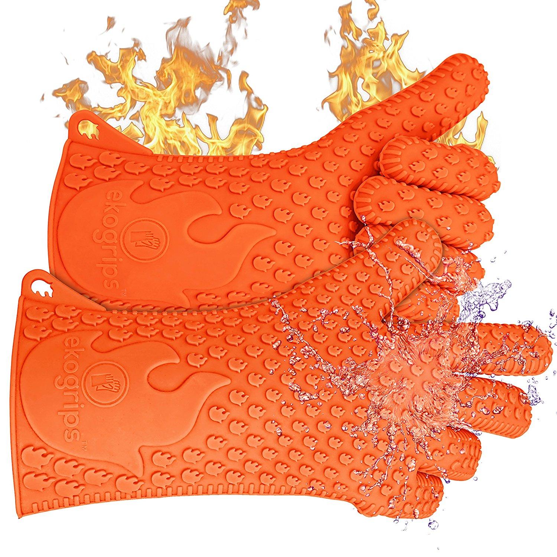 Jolly Green Ekogrips Oven Gloves